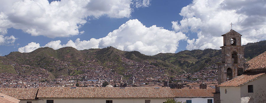 In the clouds :: Cusco, Peru