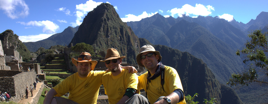 Completing the Inca Trail :: Machu Picchu, Peru