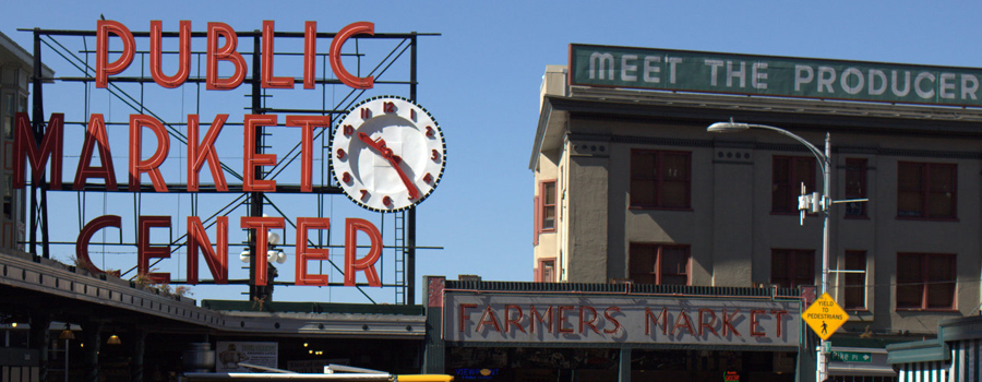 Public Market :: Seattle, WA, USA